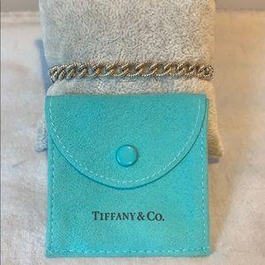 Tiffany & Co. Sterling Silver Chain Bracelet
